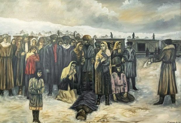 ФЕВРАЛЬ 1944 «НИКТО НЕ ЗАБЫТ, НИЧТО НЕ ЗАБЫТО»